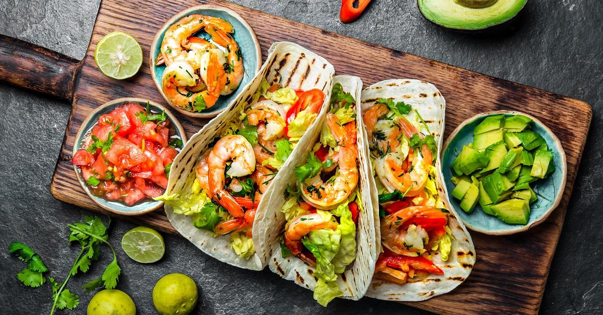 history of the taco
